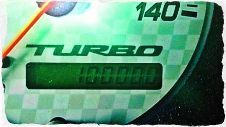 バモス10万キロ