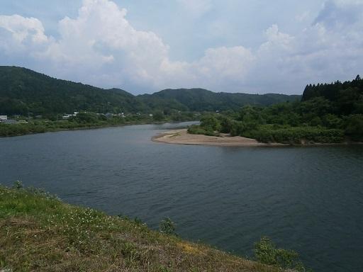 米代川上流