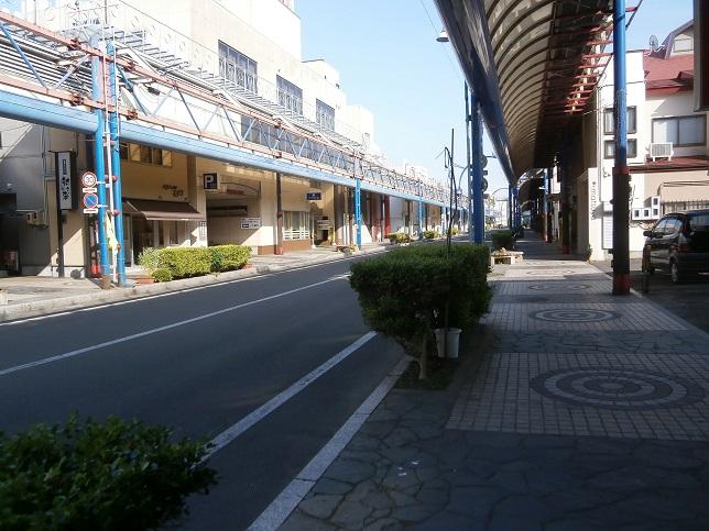 柳町商店街1
