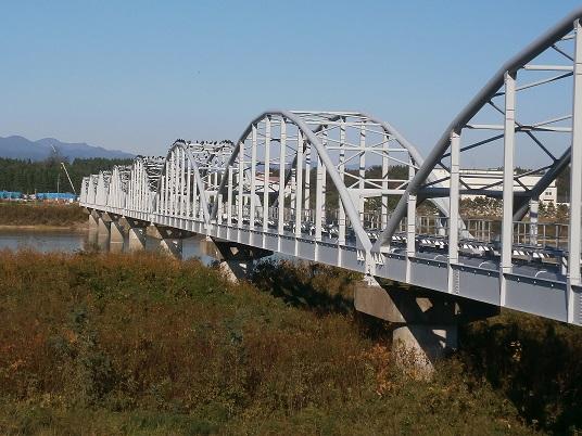 鉄橋(2)