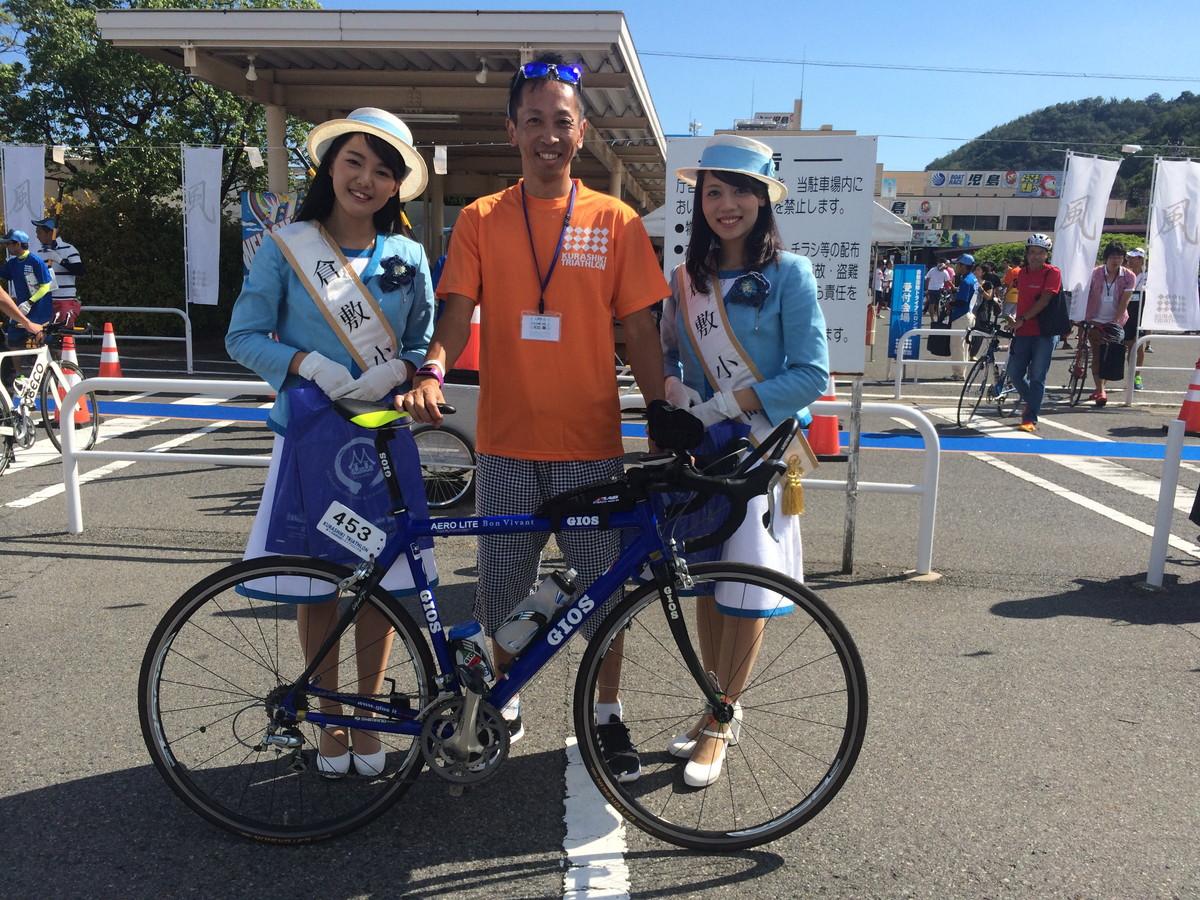 GIOSライダー 140914 倉敷国際トライアスロン<速報>