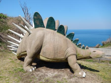 恐竜モニュメント#2