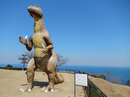 恐竜モニュメント#3