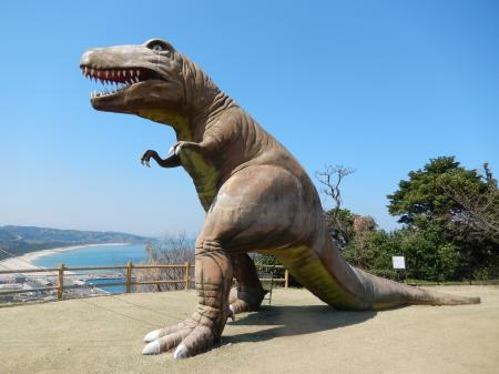 恐竜モニュメント#4