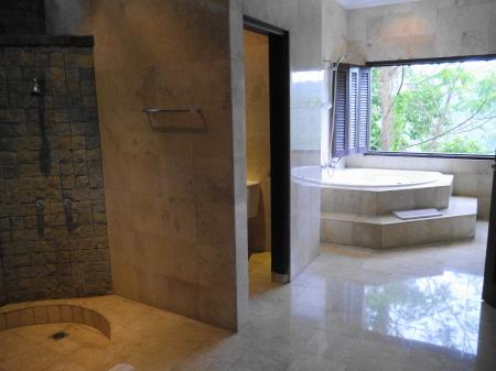 プリブンガ バスルーム