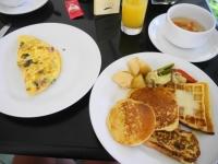 グランドミラージュ たーぼ朝食