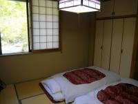 野の花山荘 部屋