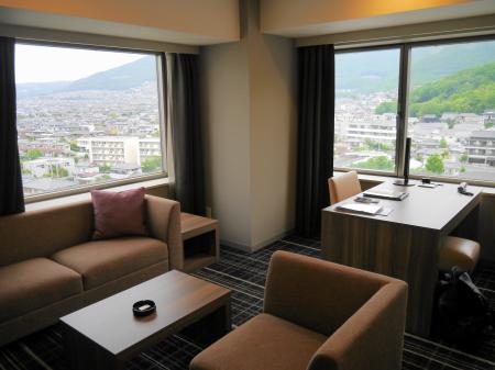 甲府富士屋ホテル 部屋