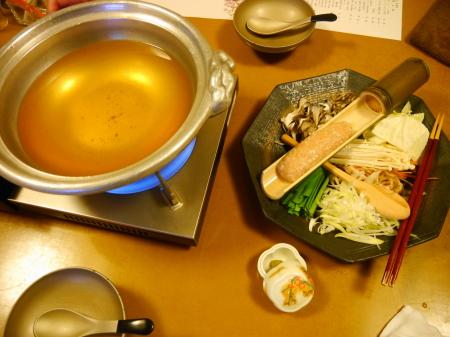 地鶏つみれ鍋