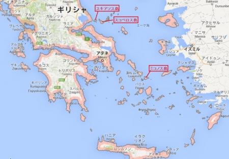 ギリシャ旅行2014-07