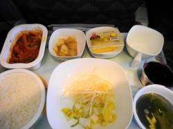 大韓航空ビビンバ 最初