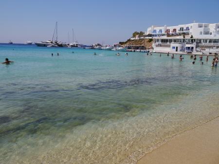 プラティヤロスビーチ 海