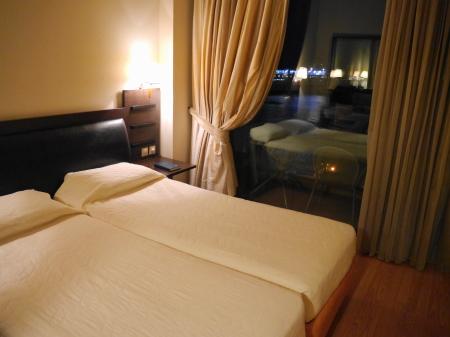 アブラホテル部屋