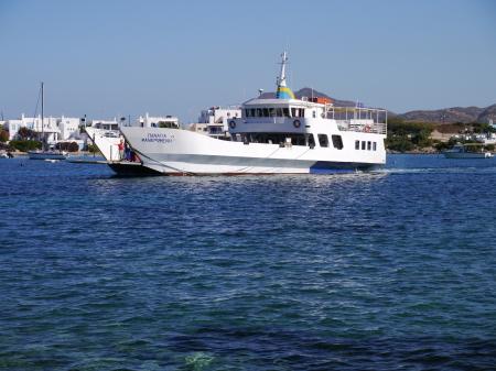 キモロス島フェリー