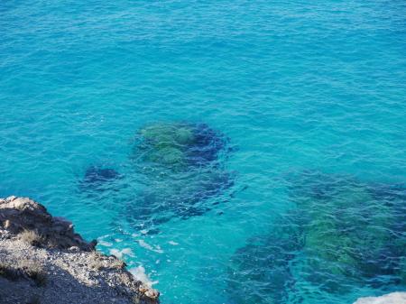 ツグラド近くの海