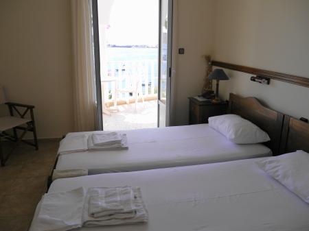 マイストラリホテル 部屋