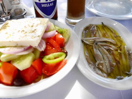 クータラスビーチ昼食