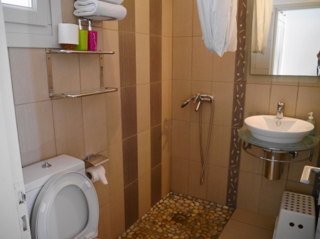 ミルトホテル バスルーム