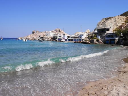 フィロポタマスビーチ