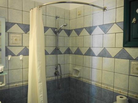 グロッタホテルバスルーム