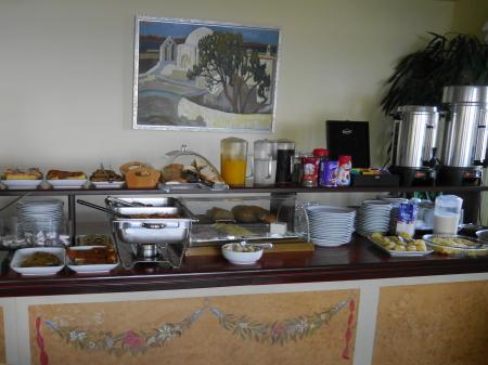 グロッタホテル 朝食