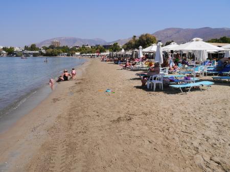 アステリアのビーチ