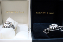 ■■■GRYPHON silver designs -from product side-■■■