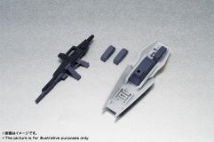 ROBOT魂 ガンダムMk-II(エゥーゴ仕様)06