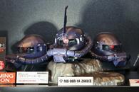 1-35 MS-06R-1A ザクヘッド(黒い三連星カラーVer.)dpt