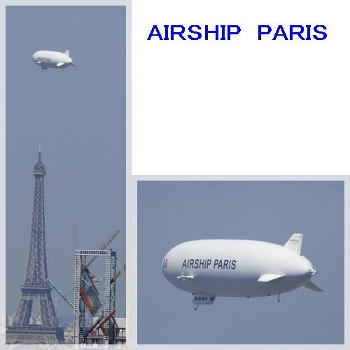 AIRSHIP PARIS