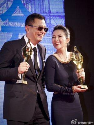 ウォン・カーウァイ&チャン・ツィイー