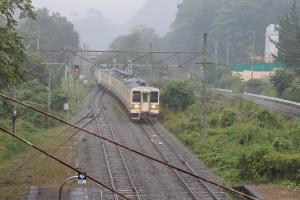 下り電車(3)