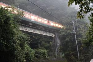トンネル通過(2)