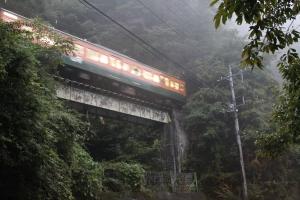 トンネル通過(3)