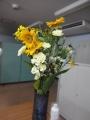 机上の花(7月下旬)