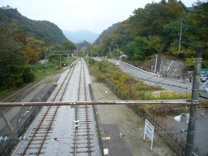 吾妻線旧線17