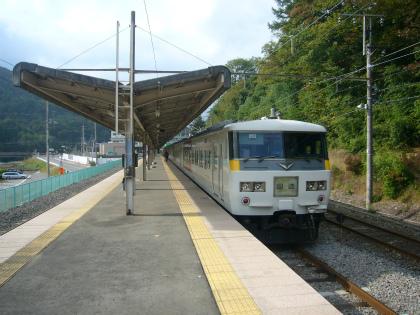 川原湯温泉駅12