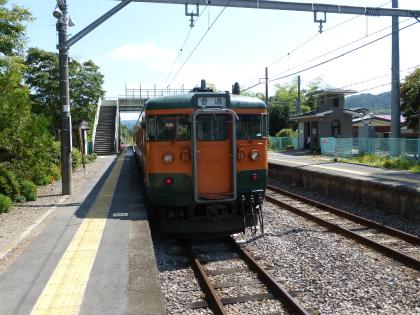 川原湯温泉駅22