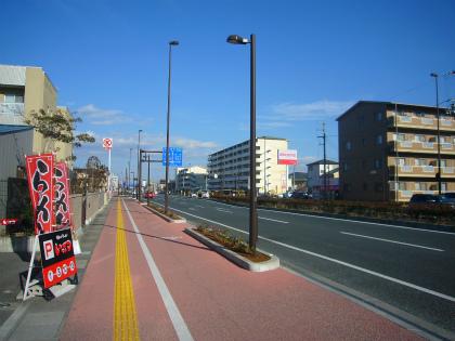 高知桂浜道路06