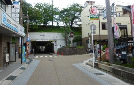 草津川隧道02