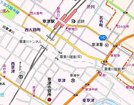 草津川隧道12