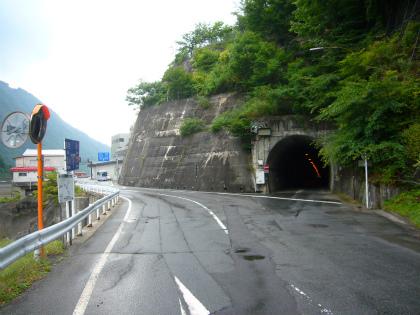 奈川渡橋10