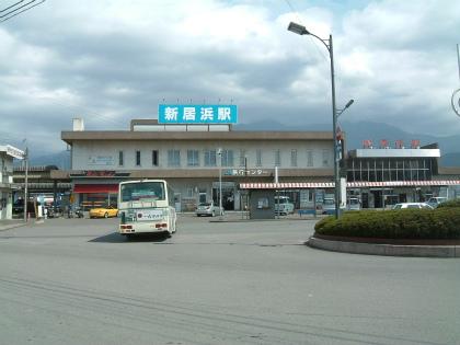 新居浜駅01