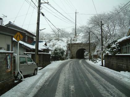 天井川隧道04