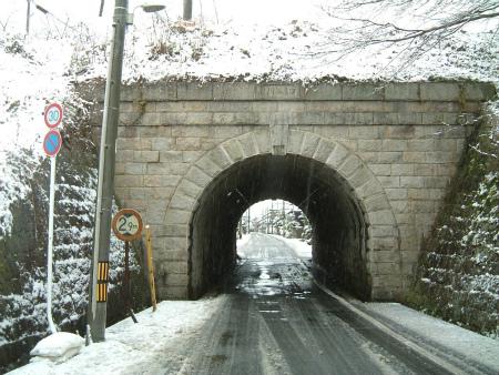 天井川隧道05