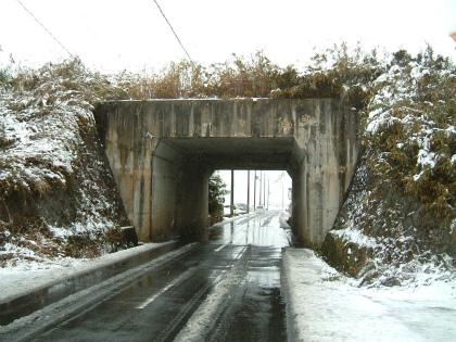 天井川隧道08