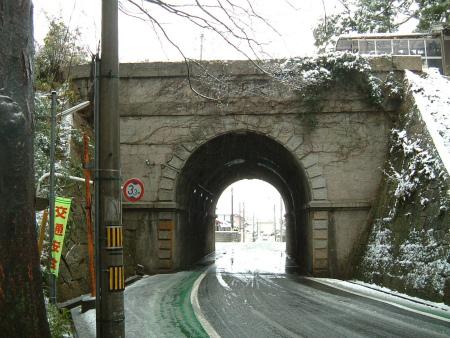 天井川隧道10