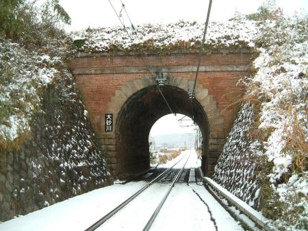 天井川隧道13