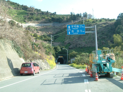 玉津隧道12