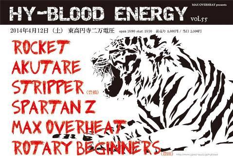 Hy-Blood Energy 55